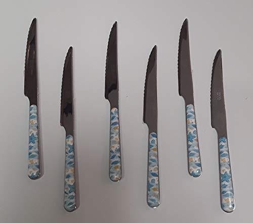 Emporio Zani - Set de cuchillos para fondo de mar