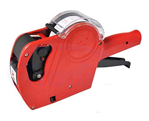 ZEERKEER Pistola de Precio,etiqueta de precio, impresora de pistola y etiqueta del fabricante...
