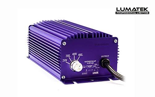 Lumatek Elektronisches Vorschaltgerät 400 W, 4 Stufen regelbar