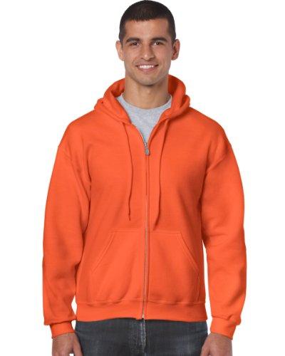 Gildan Gildan Herren Sweatshirt Gr. x-Large, Orange