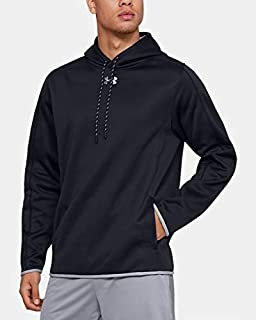 Under Armour mens Double Threat Armour Fleece Hoodie