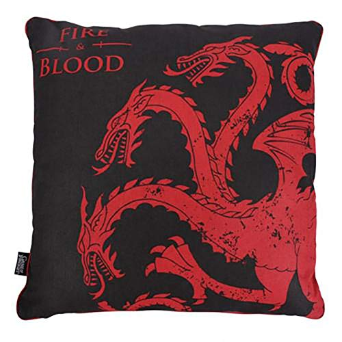 Official Licensed Game of Thrones - Cushion (Targaryan)