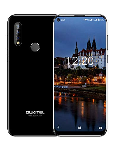 OUKITEL C17 Pro Unlocked Smartphone, 4+64GB Triple Camera Dual SIM Unlocked Cell Phone with Octa-Cor - http://coolthings.us
