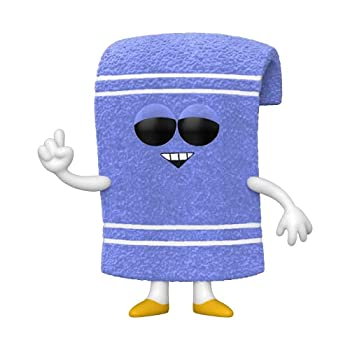 Funko Pop! Animation  South Park - Flocked Towelie Amazon Exclusive