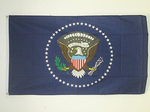 AZ FLAG Drapeau USA Président 150x90cm - Drapeau américain - Etats-Unis 90 x 150 cm - Drapeaux