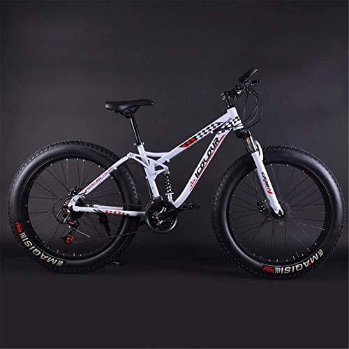 Ligero, Adulto Fat Tire bicicletas de montaña, la playa de moto de...