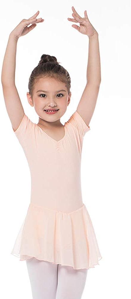 EASTBUDDY Girls Ballet Max 55% OFF outlet Dance Dress Tutu Gym Kids Skirted Leotard