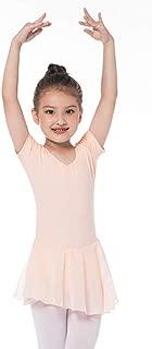 Bezioner Vestido de Ballet Maillot de Danza Gimnasia
