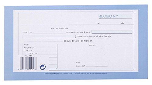Loan T52 - Talonario, 10 unidades
