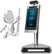 8 Inch AI Terminal Access Control Device Camera System Temperature Measurement Face Recognition Attendance Machine