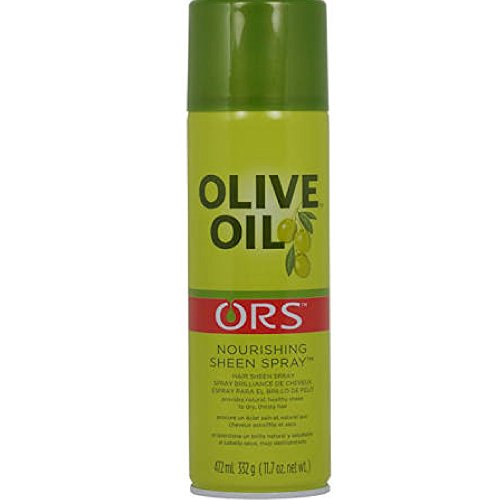 Organic Root Stimulator Olive Oil NOURISHING SHEEN SPRAY 472 ml