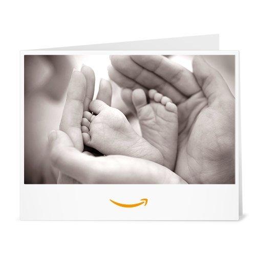 Chèque-cadeau Amazon.fr - Imprimer - Naissance