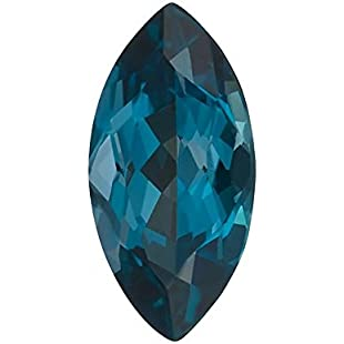 London Blue Topaz Cut Marquise Shape Loose Gemstones, 3x6 mm 50 piece AAA+ top quality london blue topaz for jewelry making, wholesale price, prepared exclusively by Ratnagarbha.:Comoparardefumar
