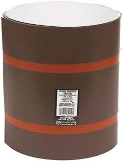 Best brown aluminum flashing Reviews