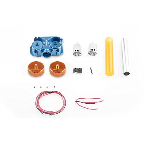 WORKER Mod Flywheel Update Kits for Nerf STRYFE/Rapidstrike CS-18 Toy Color Orange