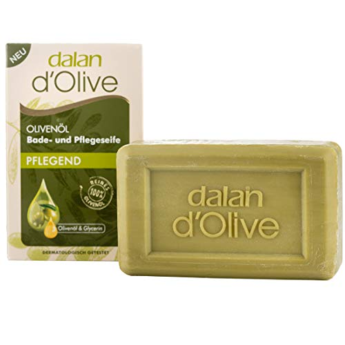 2x Dalan d´Olive Olivenseife 200g