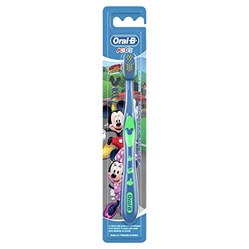 cepillo dental recomendado fabricante Oral B