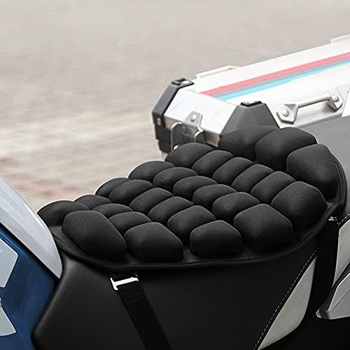 Cojín de asiento para moto, cojín de aire frío, alivio de presión, para Yamaha Honda BMW Harley Kawasaki KTM Suzuki Aprilia