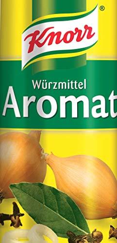 Knorr Würzmittel Aromat, Streuer, 3er Pack (3 x 100 g)