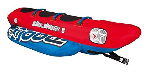 Jobe Chaser 3P - Flotador de Arrastre, Color Amarillo