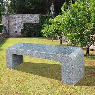 Banco de jardín Evora: Amazon.es: Jardín