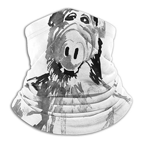 NA Alf Thumb Up Neck Gaiter Headwear Face Sun Maske Magic Scarf Bandana Sturmhaube Stirnband für Sport