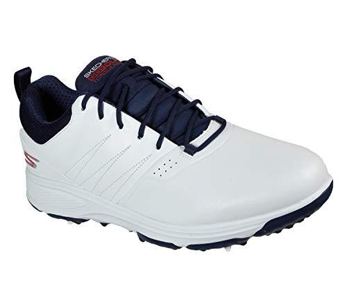 Zapatos de Golf Hombre Impermeables Marca Skechers