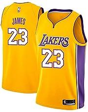 Zhao Xuan Trade Los Angeles Lakers Lebron James Baloncesto Masculino Cosido Transpirable # 23 Sport Swingman Jersey Ropa