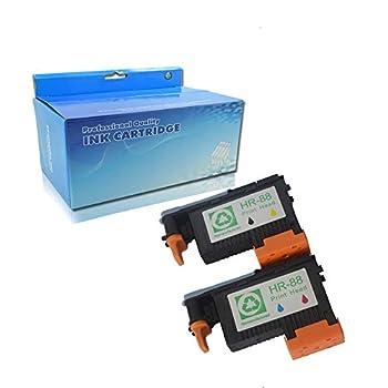 LiC-Store Compatible HP88 Printhead Replacement for HP Officejet with Pro K5400 L7550 L7580 L7590 L7650 L7680 L7750 L7780 L7790 Printer 1BK/Y 1M/C  2PK
