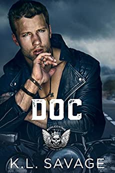 Doc (Ruthless Kings MC Book 7) by [K.L. Savage, Wander Aguiar]