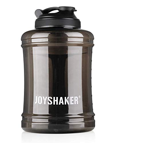 JOYSHAKER Muscle Protein Shaker Bottle for Protein Mixes BPA Free Leak Proof Sports Nutrition Shaker Bottles