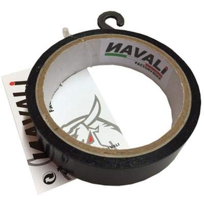 NAVALI Fondo de Llanta Tubeless 11metros x24mm Negro