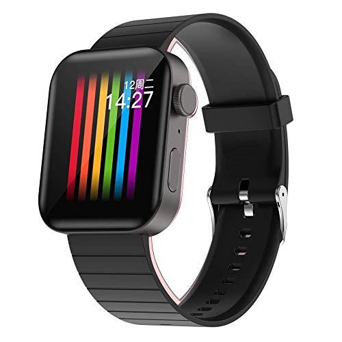 TIANYOU Pulsera Inteligente Bluetooth Watch Mobile Smart Reminder Pedómetro Android Y Ios Regalo de vacaciones/Negro