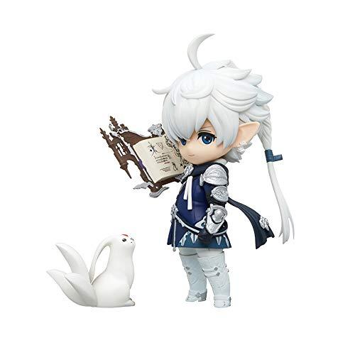 Taito Final Fantasy XIV Alphinaud Leveilleur Figure (Minion ver.) 14cm