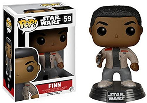 Star Wars - Figura de Vinilo Finn (Funko 6221)