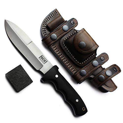 best steel for bushcraft knife