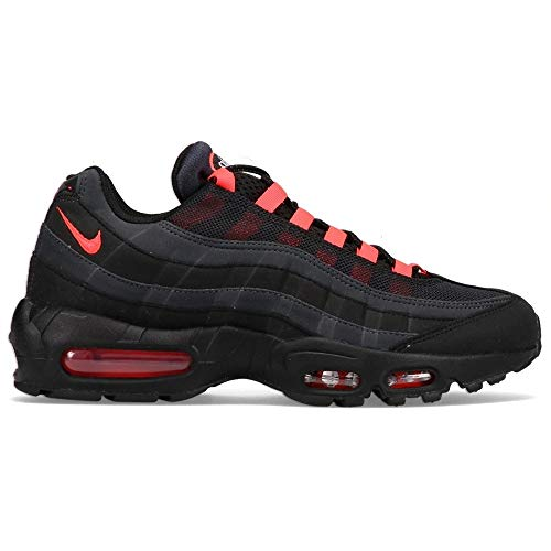 Nike Air Max 95 - Zapatillas deportivas para hombre, Negro (Negro y rosado), 39 EU