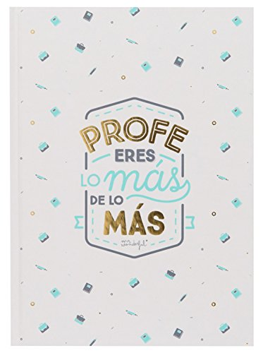 Mr. Wonderful WOA08497ES - Bloc de notas