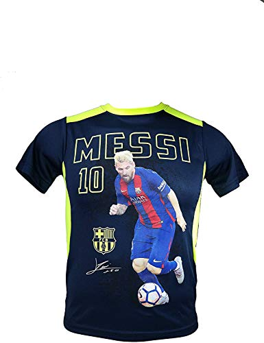 HKY FC Barcelona Official Messi Youth Soccer Jersey -05 YM