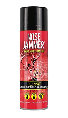 Nose Jammer Natural Scent-Masking Aerosol Field Spray