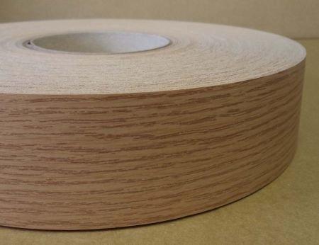 Antes de hierro pegado a la melamina de Roble Clásico cinta de ribete de 48 mm de ancho x 5 metros... Gastos de envío gratis