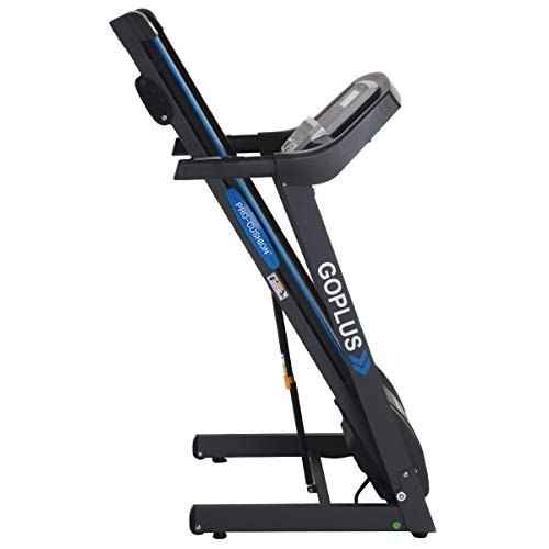 2.2HP Folding Treadmill Electric Support Motorized Power Running Fitness Jogging Incline Machine g...