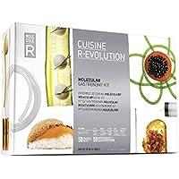 Molecule-R - Kit de gastronomía Molecular Cuisine r-Evolution