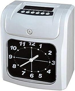 لوازم مكتب المدرسة على مدار الساعة آلة مراقبة الوجه للموظفين تحقق في العمل ساعة ورقية إلكترونية وقت ساعة ورقية بطاقة إنجلي...