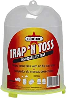 Starbar Trap 'n Toss Disposable Fly Trap
