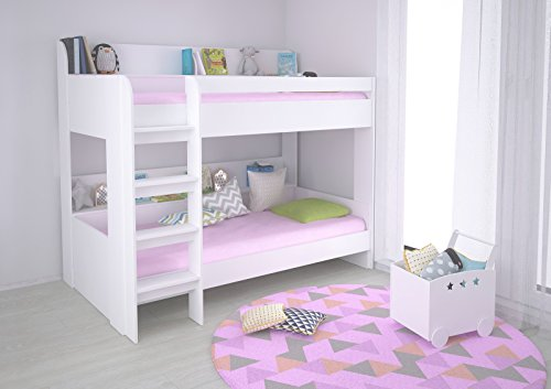 Polini Kids - Litera para niños, color blanco
