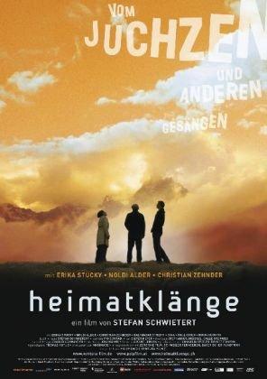 Heimatklänge, 1 DVD, schweizerdeutsche u. englische Version