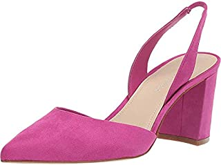 Womens Cup 4 Faux Leather Pointed Toe Dress Heels
