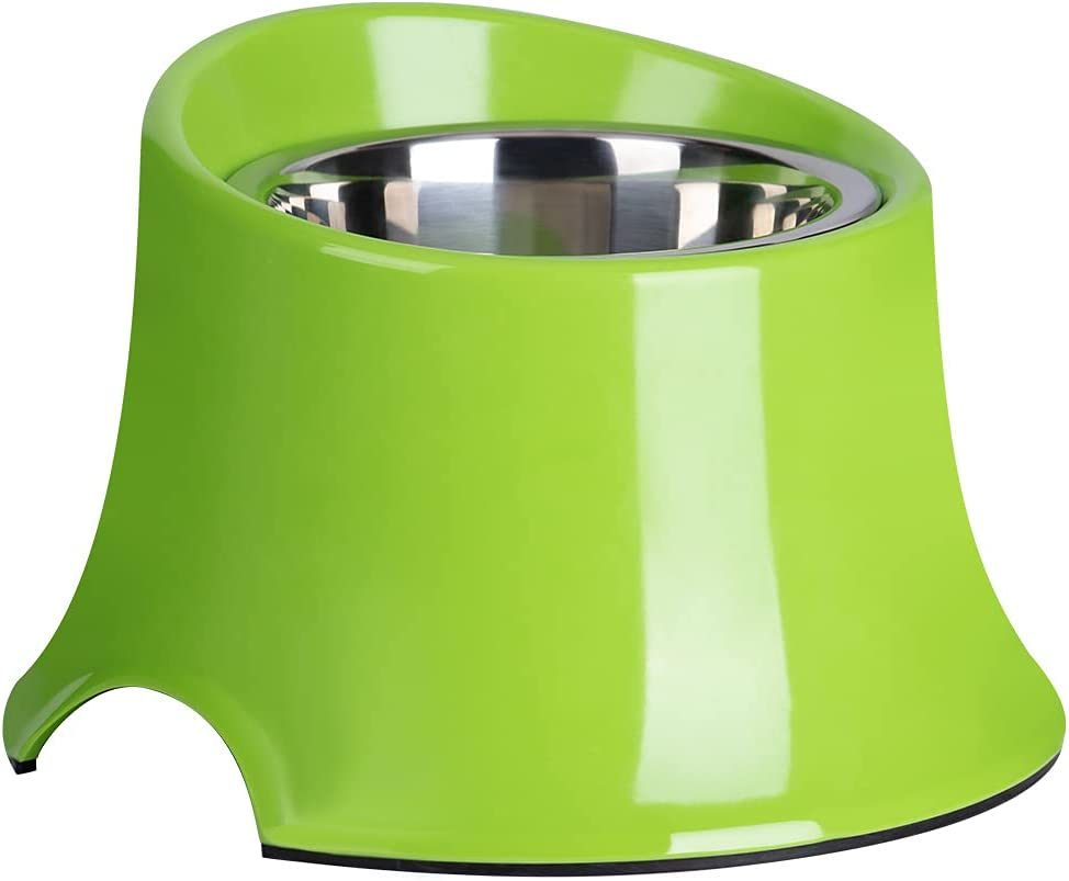 Super Spring new work one after another Design Elevated Dog Bowl Raised and for Wa Today's only Food Feeder