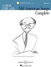 Aaron Copland: Old American Songs Complete: Low Voice
